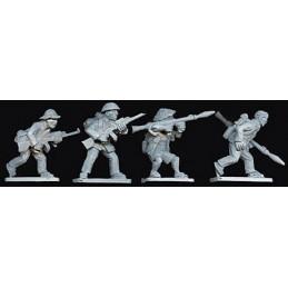 VCS015 Viet-cong avec armes de soutien soviétiques/Chicom