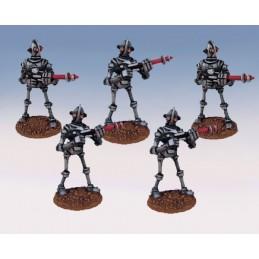 Unité de robots légionnaires