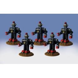 Unité de squarebots