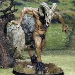 Bouc géant diabolique