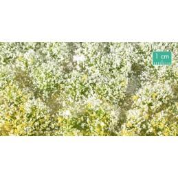 726-31SX touffes fleuries printanières