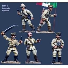 PMX06 Officiers fédéraux mexicains