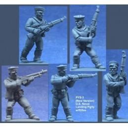 PYS 03 - Équipage US armé
