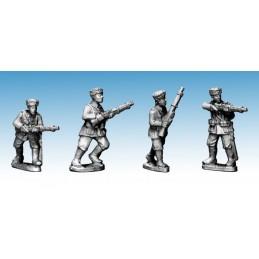WWG070 - Cosaques avec fusils (Werhmacht)
