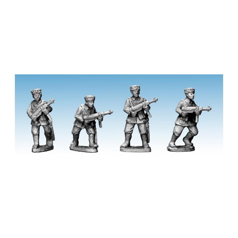 WWG071 - Cosaques avec pistolet-mitrailleurs (Werhmacht)