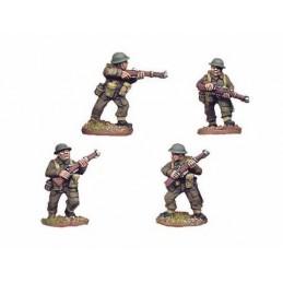 WWB002 Infanterie avec fusils II