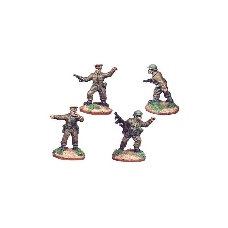WWB005 Commandement d'infanterie