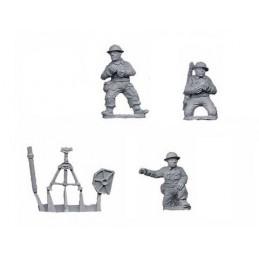 WWB010 Mortier de 3inch avec servants