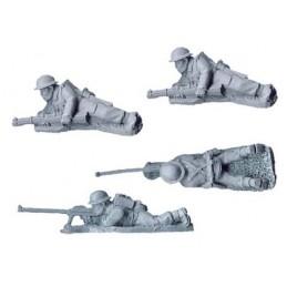WWB014 Infanterie avec fusils antichars Boys