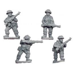 WWB102 - Infanterie avec fusils II (fin de guerre)