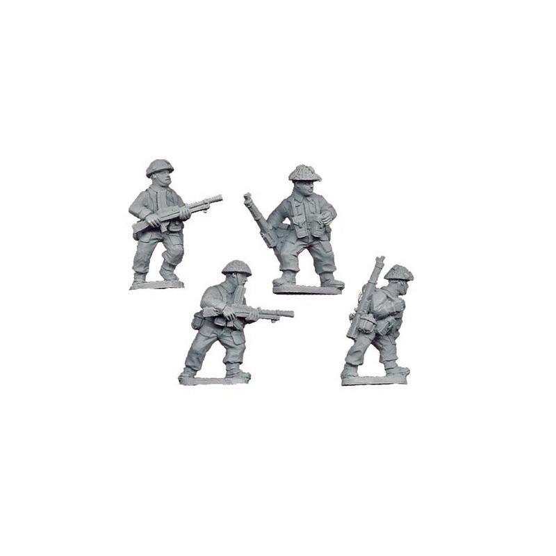 WWB103 Infanterie avec fusils mitrailleurs Bren (fin de guerre)