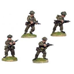 WWB104 Infanterie avec pistolets-mitrailleurs Sten (fin de guerre)