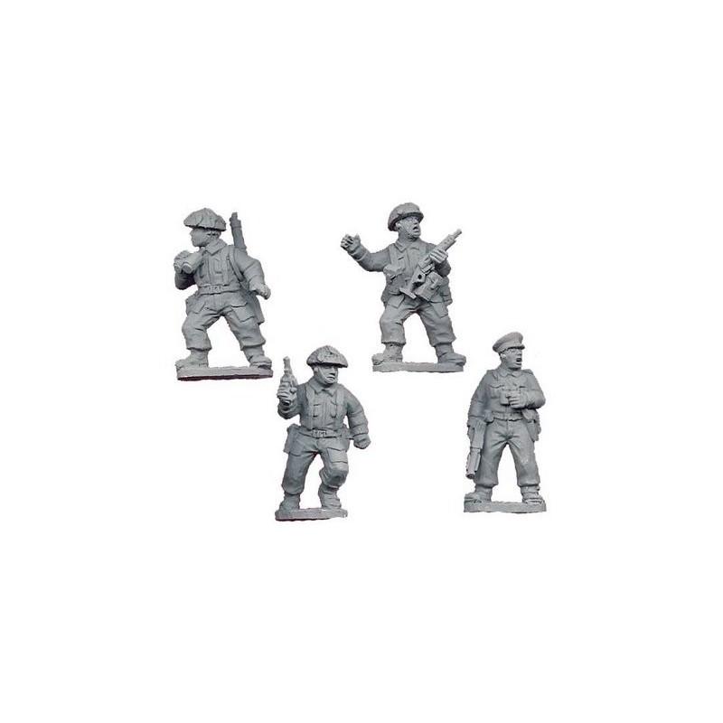 WWB105 Commandement d'infanterie (fin de guerre)
