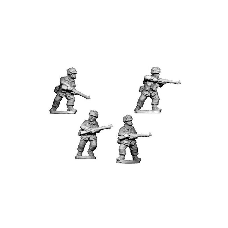 WWB202 - parachutistes avec fusils II