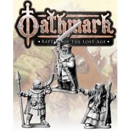 OAK107 - Roi, mage et musicien