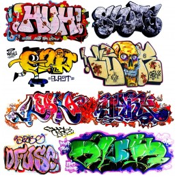 Graffitis 24