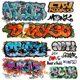 Graffitis 28