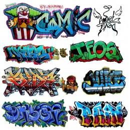 Graffitis 39