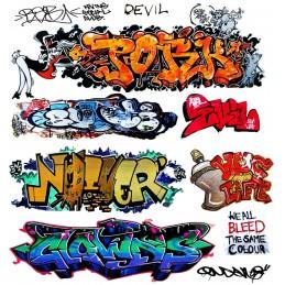 Graffitis 40