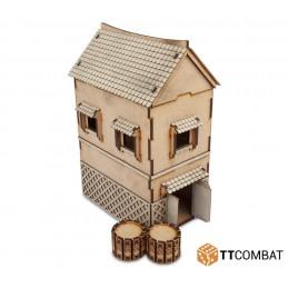 Maison en pierre Kura