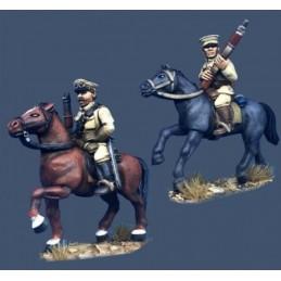 PMX07 Cavaliers fédéraux mexicains