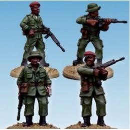Soldats africains réguliers/mercenaires II