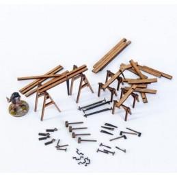 Equipement pour charpentier