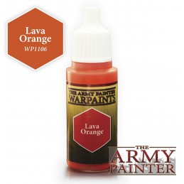 WP1106 Orange lave