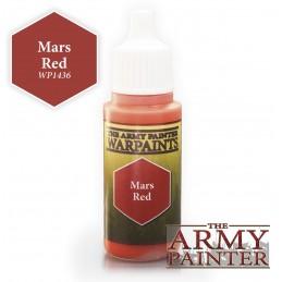 WP1436 rouge Mars