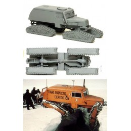 PolEx001 - Snow-Cat. British Trans-Antarctic 1957