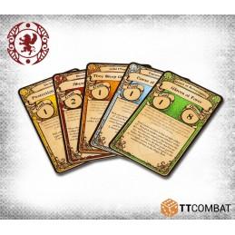 Cartes de magie