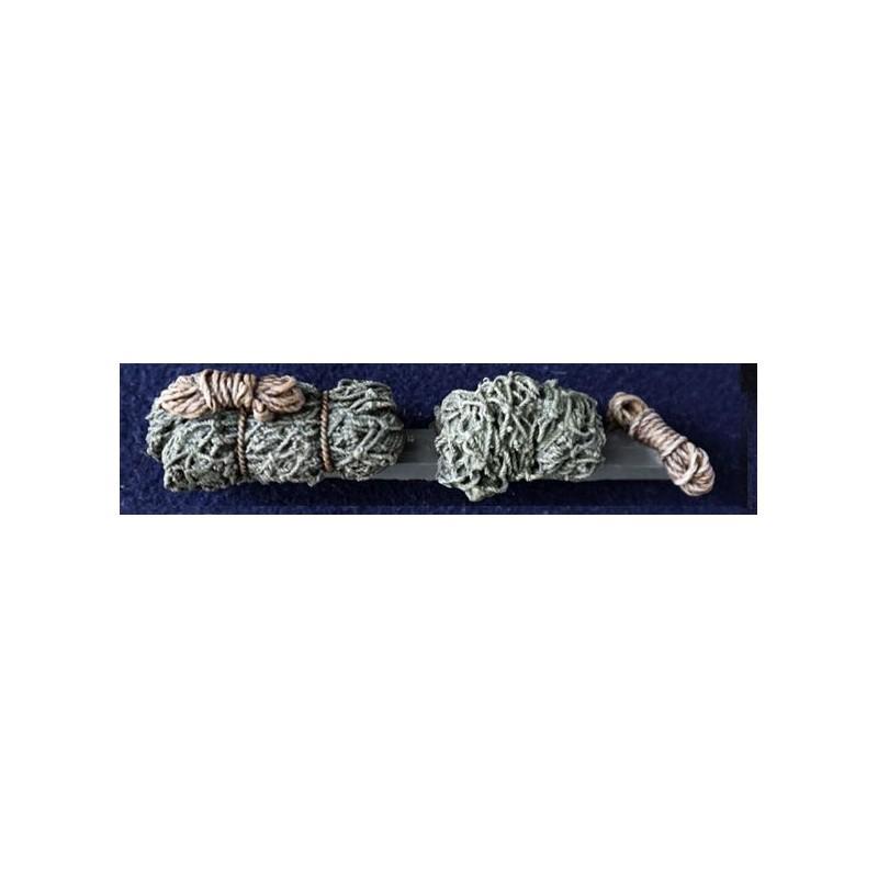 LS12 Filets de camouflage et cordes