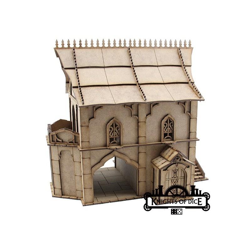 Maison de garde Na'Sain