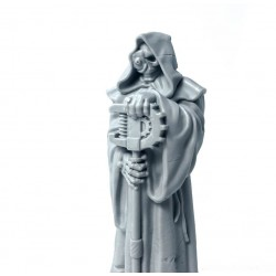 Statue de servant du dieu Machine