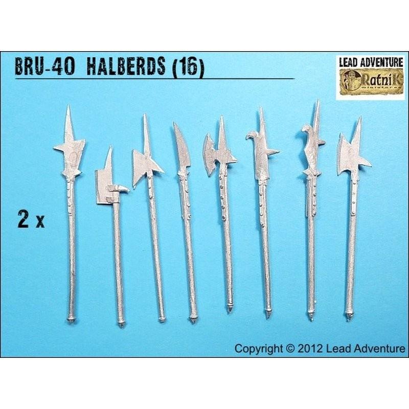 BRU-40 Hallebardes