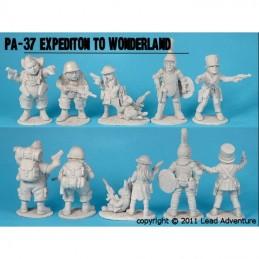 """PA-37 """"Expédition au pays des merveilles"""""""