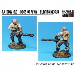 PA-DOW-02 Dogs of War - Canon ouragan