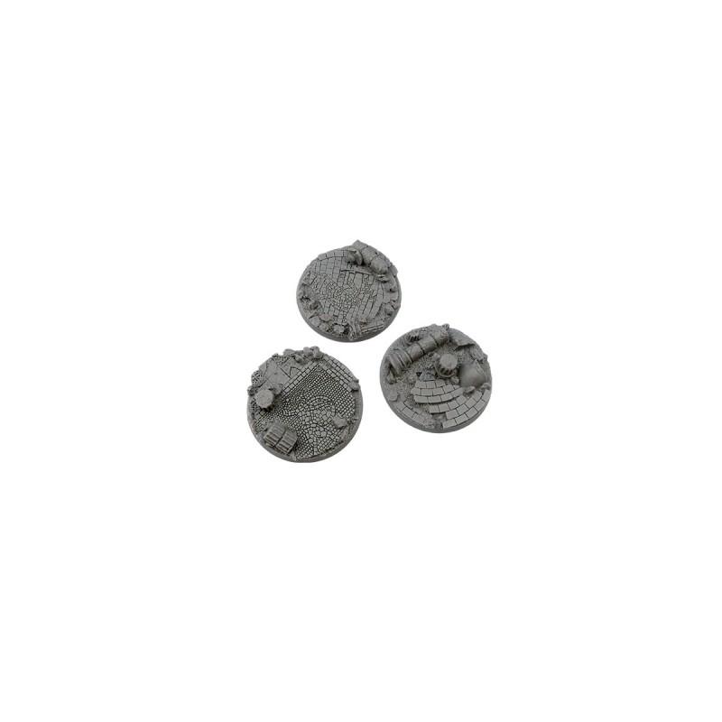 Bases ovales de 50mm