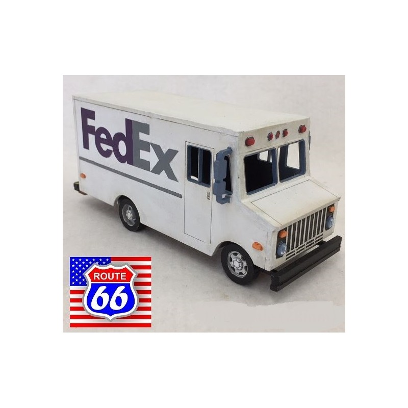 Camion de livraison