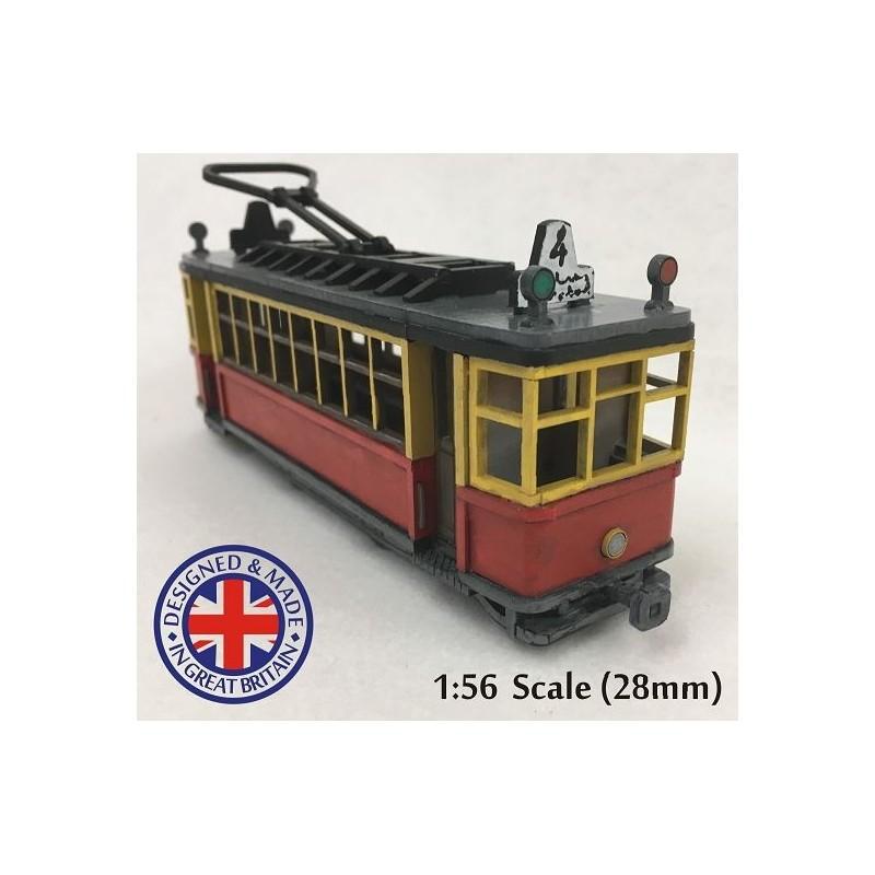 Tramway russe