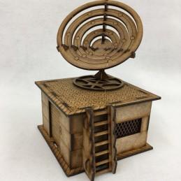 Station radar