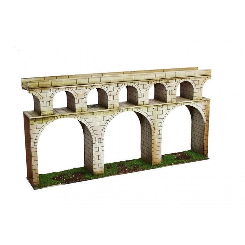 Section d'aqueduc