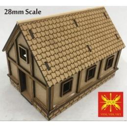 Maison romaine vicus