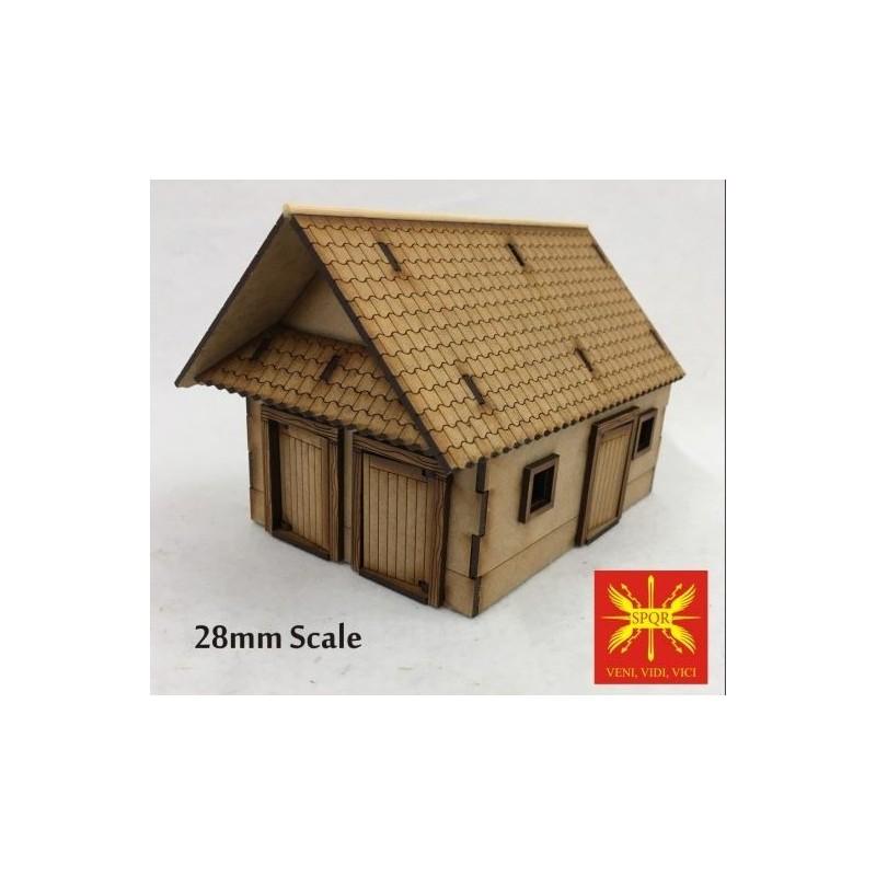 Boutique romaine vicus