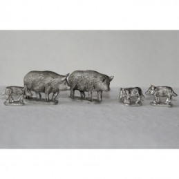 Cochons de l'âge de fer