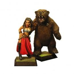 La dresseuse d'ours