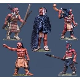 CC-67017 - Guerriers iroquois