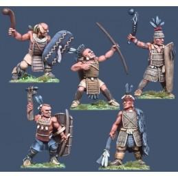 CC-67018 - Guerriers émérites iroquois