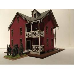 CARRIE SHEADS HOUSE (ACW)