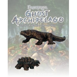 FGA402 - Grand lézard et tortue serpentine